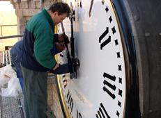 Restauration cadrans DOUAI - PASCHAL Horlogerie - Image 2