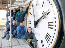 Restauration cadrans DOUAI - PASCHAL Horlogerie - Image 3