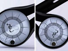 Horloge murale: Equilibre
